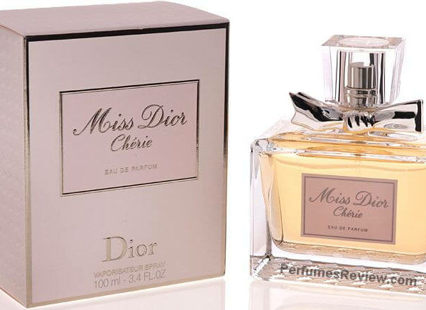 CHRISTIAN DIOR – MISS DIOR CHERIE Popular Selling Perfumes For Teens in The World