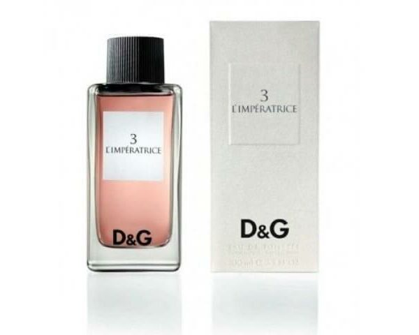 DOLCE GABBANA Anthology L Imperatrice  women